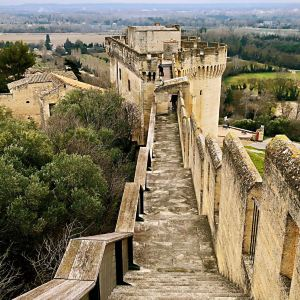 安德烈城堡旅游景点攻略图