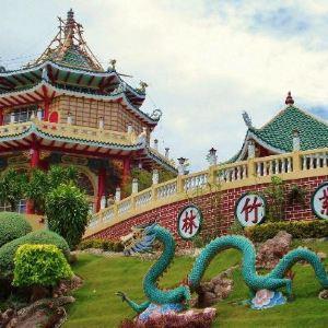 中国道观旅游景点攻略图