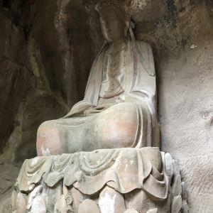 毗卢洞文物景区旅游景点攻略图
