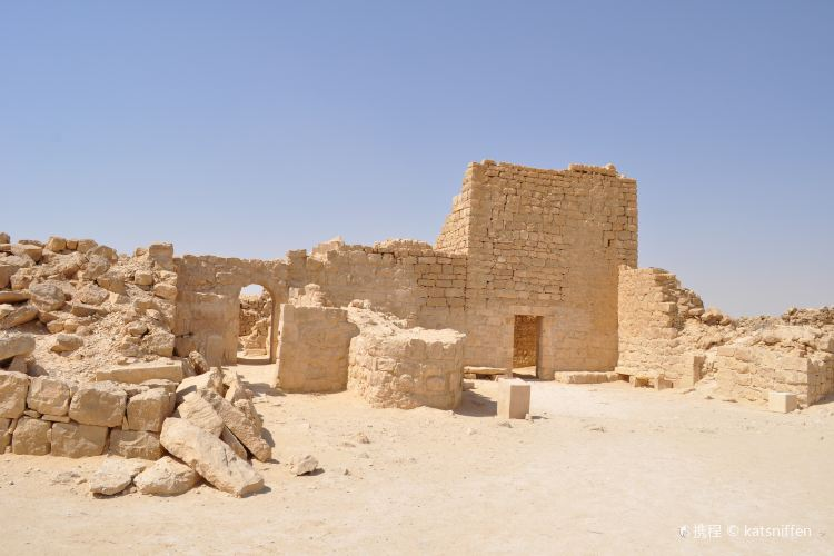 Incense Route - Desert Cities in the Negev 2