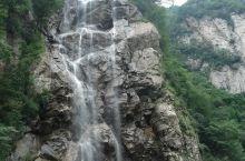 莲花峰瀑布6
