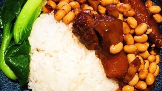 白鶴穀米食