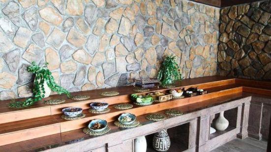 海景花園大酒店白果樹餐廳青島菜