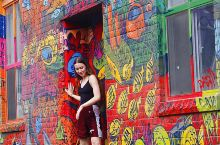 多伦多网红涂鸦街
