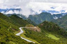 中国最美的盘山公路,不输318的七十二道拐,如同上帝的飘带