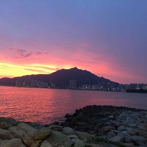 香港黄金海岸旅游景点攻略图