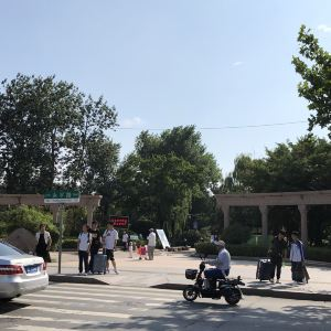 沧口公园旅游景点攻略图