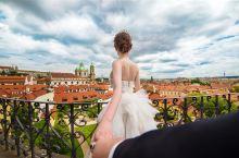 布拉格蜜月旅拍景点+美食+签证攻略,晒一晒我们的布拉格旅拍婚纱照