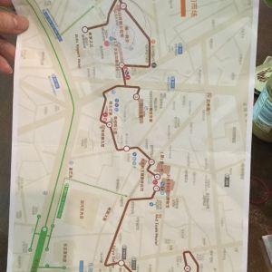 大邱中区胡同旅游景点攻略图