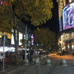 滨江道商业街旅游景点攻略图