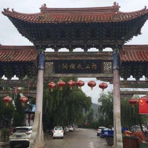 姜维墓旅游景点攻略图