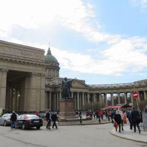 喀山大教堂旅游景点攻略图