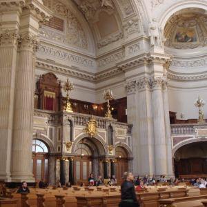 柏林大教堂旅游景点攻略图