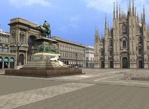 大教堂广场旅游景点攻略图