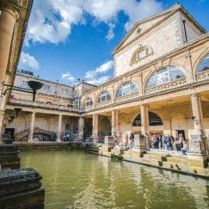 罗马浴场旅游景点攻略图