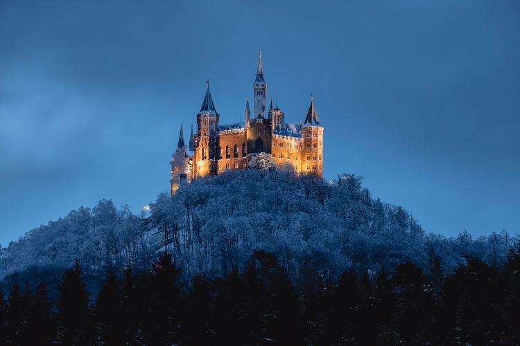 Burg Hohenzollern1
