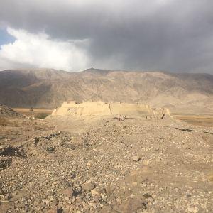 喀什古石头城旅游景点攻略图
