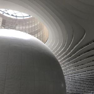 天津滨海图书馆旅游景点攻略图