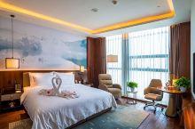 值得一去的酒店——三门峡天鹅城国际酒店  酒店设计理念新颖、环境温馨舒适,装修豪华、格调高雅,让每一