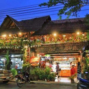 自然餐厅旅游景点攻略图