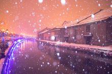 日本北海道绝美冬日之旅,吃一顿肥美海鲜,赏一场小樽之雪