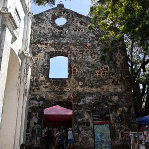 圣保罗教堂旅游景点攻略图