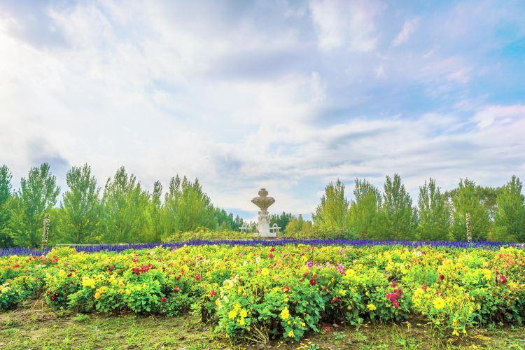 大慶油田樂園