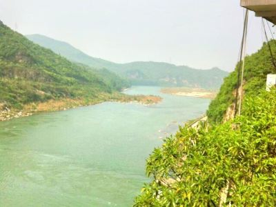 南河小三峽