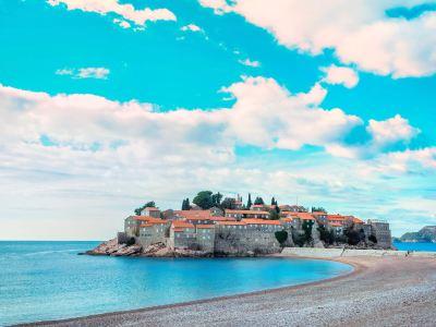 Crvena Glavica Beach
