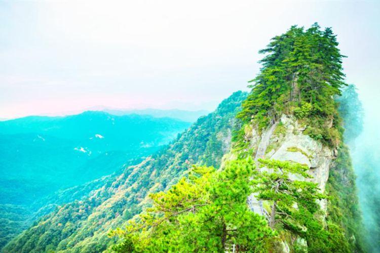 Baotianman Ecological Tourism Area