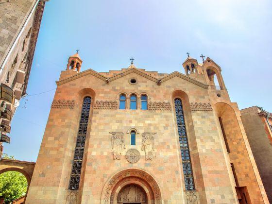 Saint Sarkis Cathedral