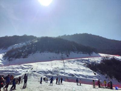 太子嶺滑雪場