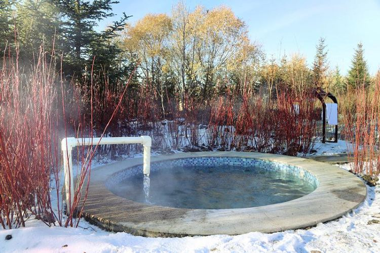 五大連池風景區火山磁礦泉2