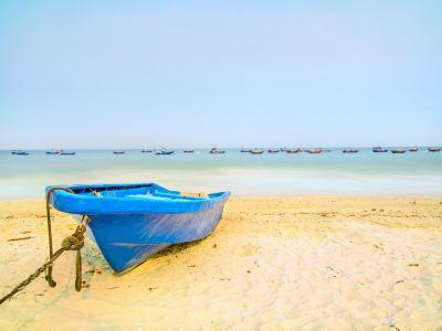 스뤄커우 해변