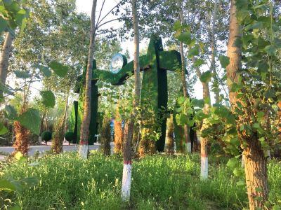 一馬樹森林公園