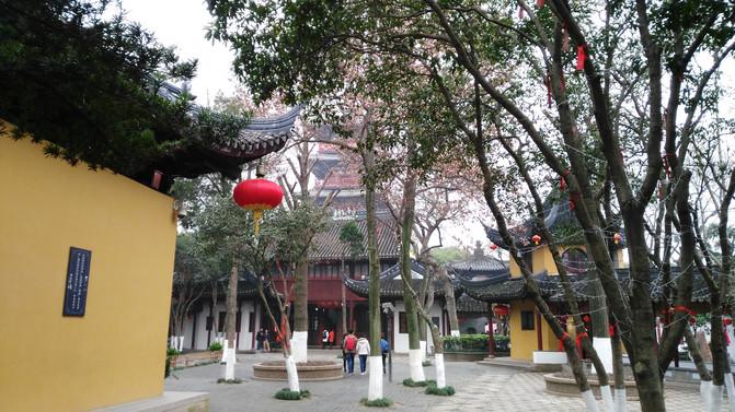 苏州的四季之十一:姑苏城外寒山寺 – 苏州游记攻略插图6