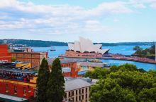 打卡悉尼歌剧院,天蓝蓝,海蓝蓝,太喜欢这种悉尼蓝了