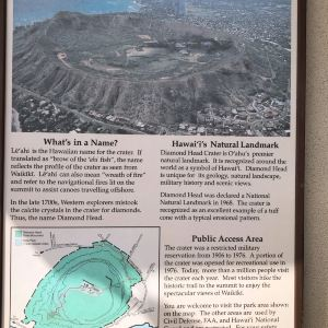 钻石头山旅游景点攻略图