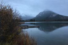 冬天的露易斯湖
