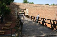 贝尔格莱德,卡莱梅格丹城堡,宏伟的古军事要塞。