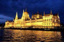 布达佩斯的夜