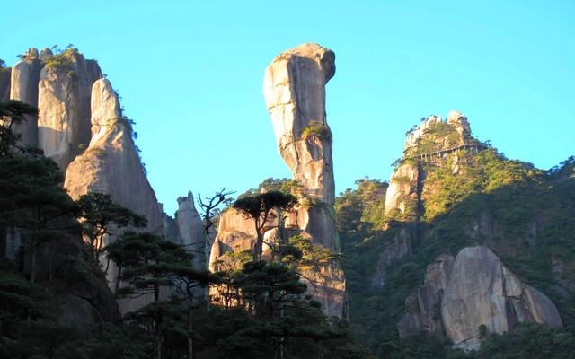 世界自然遗产三清山