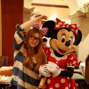 迪士尼度假区游记图文-【一刷上海迪士尼】稍稍迟来的上海迪士尼乐园试运营REPO~住乐园酒店,自助餐厅有惊喜!
