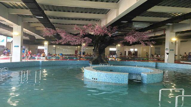Mount Xiaoling Water World2