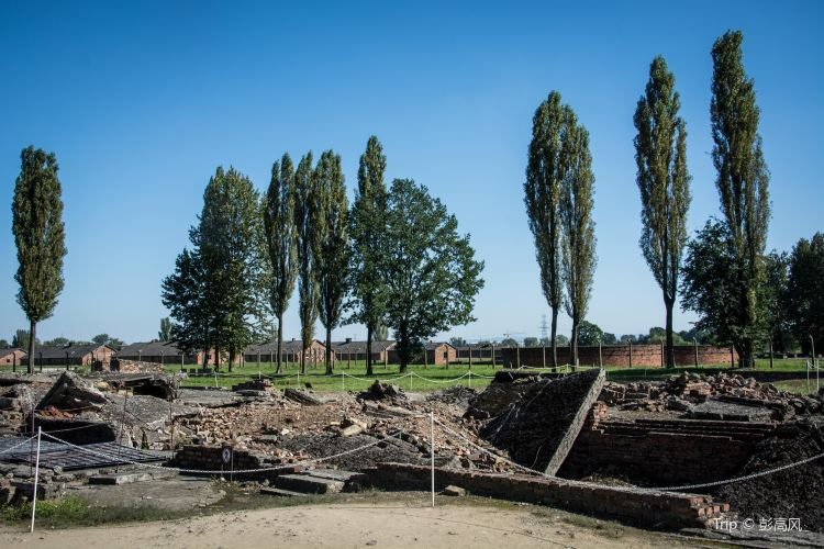 Memorial and Museum Auschwitz-Birkenau2