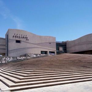 内蒙古美术馆旅游景点攻略图