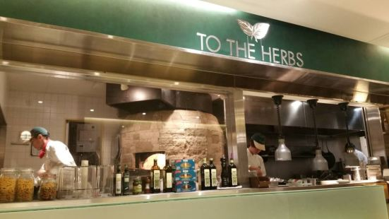 TO THE HERBS