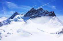 因特拉肯的雪山之旅