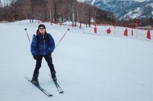 滑雪初体验,低速飞行