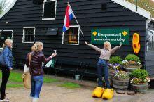 荷兰的缩影:桑斯安斯风车村